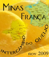 Intercâmbio do Queijo Minas França