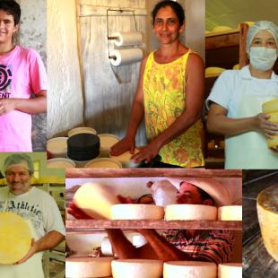 Foto-diário da viagem em busca do queijo branco que amarela