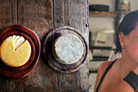 """""""A gente não vive sem queijo em Minas Gerais"""", diz Mariana Resende, do queijo catauá"""