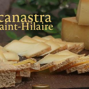 Quatro faces de cura para um queijo canastra
