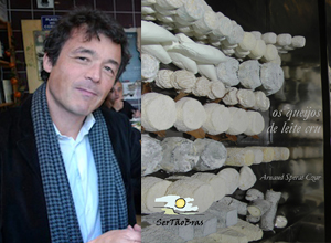 Arnaud, Os queijos de leite cru (livro)