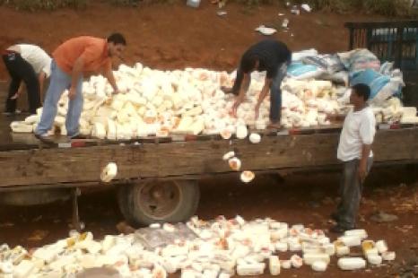 Mais de 6 mil quilos de queijo apreendidos em Minas Gerais