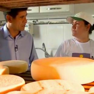 Encantos da Canastra: segredos na produção de queijo