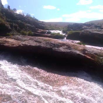 Cachoeira Serra da Canastra