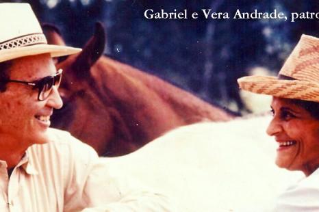Gabriel Andrade, 90 anos, um mineiro moderno maturando as ideias do povo para tirar o queijo da clandestinidade