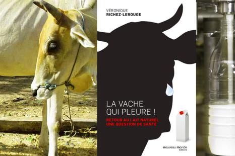 A vaca que chora: retorno ao leite natural, pela nossa saúde