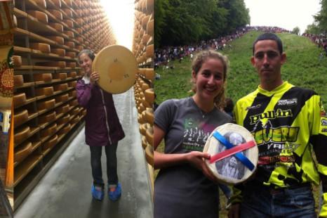 """Diário de uma """"cheese girl"""": 14 meses, 4 continentes e muito queijo"""